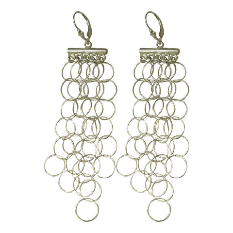Lucia Chandelier Earrings