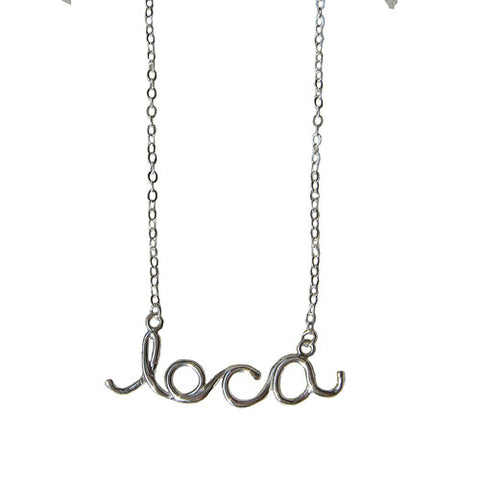 Loca necklace