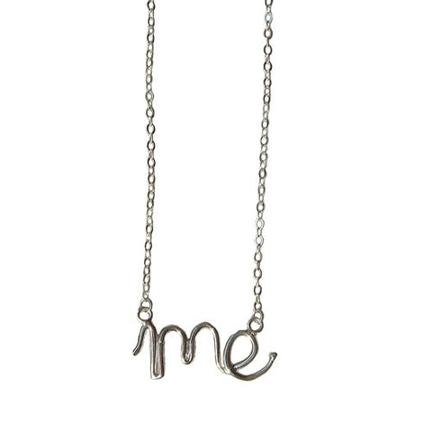Me Necklace