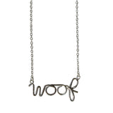 Woof Necklace