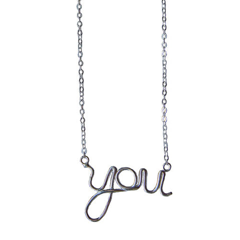 You Necklace