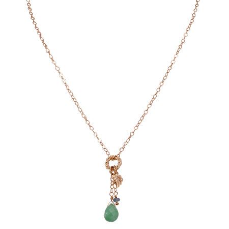 Amazonite Beach Necklace