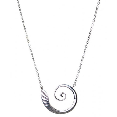Large Nautilus Necklace