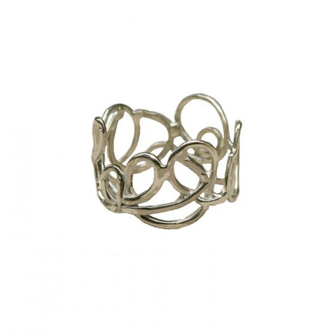 Squiggle Ring
