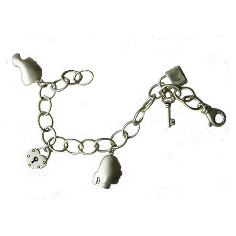 Sterling Silver Wuthering Heights Bracelet