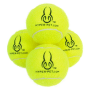 GREEN HYPER PET TENNIS BALLS