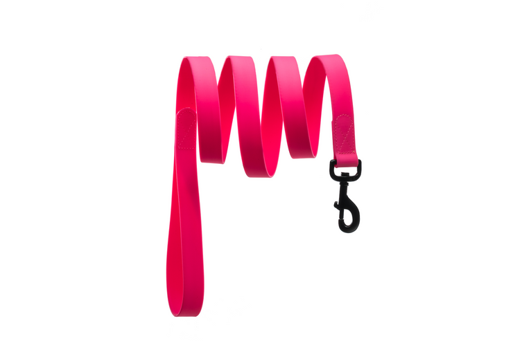 HOT PINK WATERPROOF LEASH