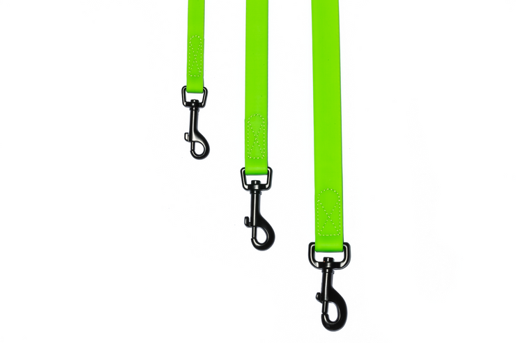 BRIGHT GREEN WATERPROOF LEASH