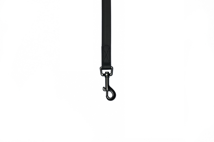 BLACK WATERPROOF LEASH