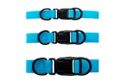 SKY BLUE WATERPROOF COLLAR