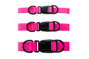 HOT PINK WATERPROOF COLLAR