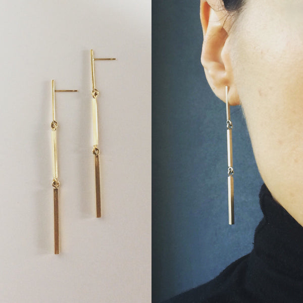 OBELISK earrings