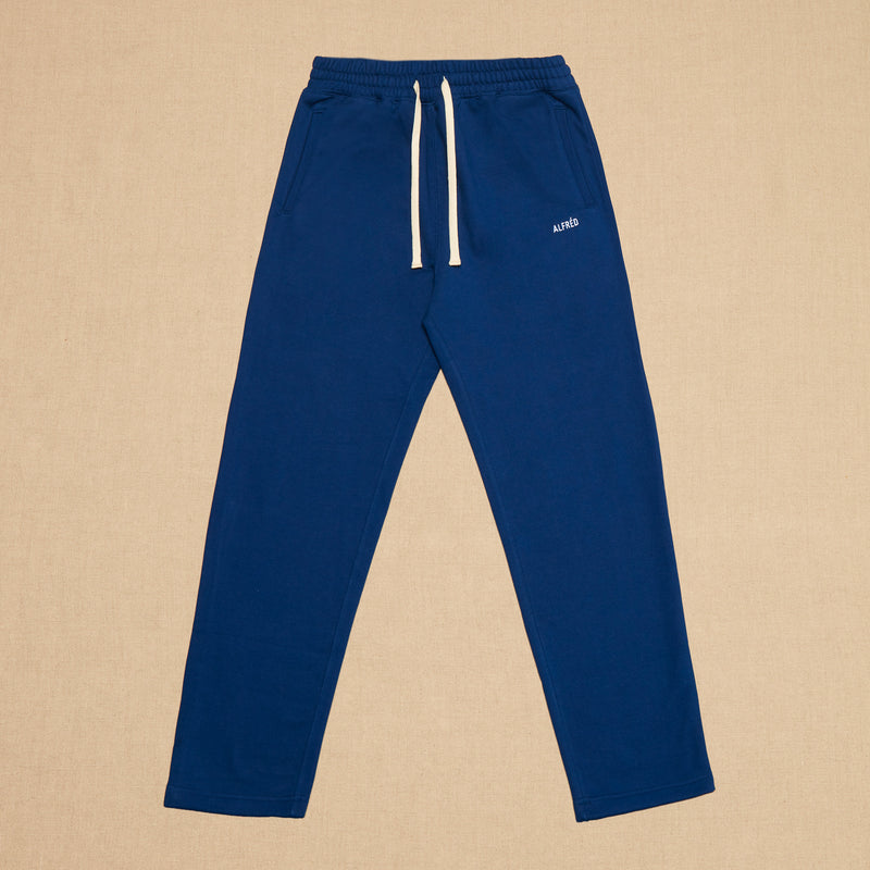FRENCH TERRY SWEATPANTS - NAVY