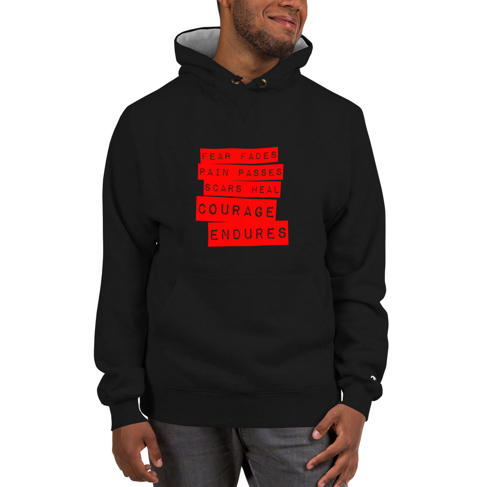CE QUOTE Men's Champion Hoodie