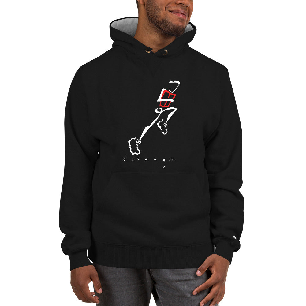 CE RUNNER Men's Champion Hoodie