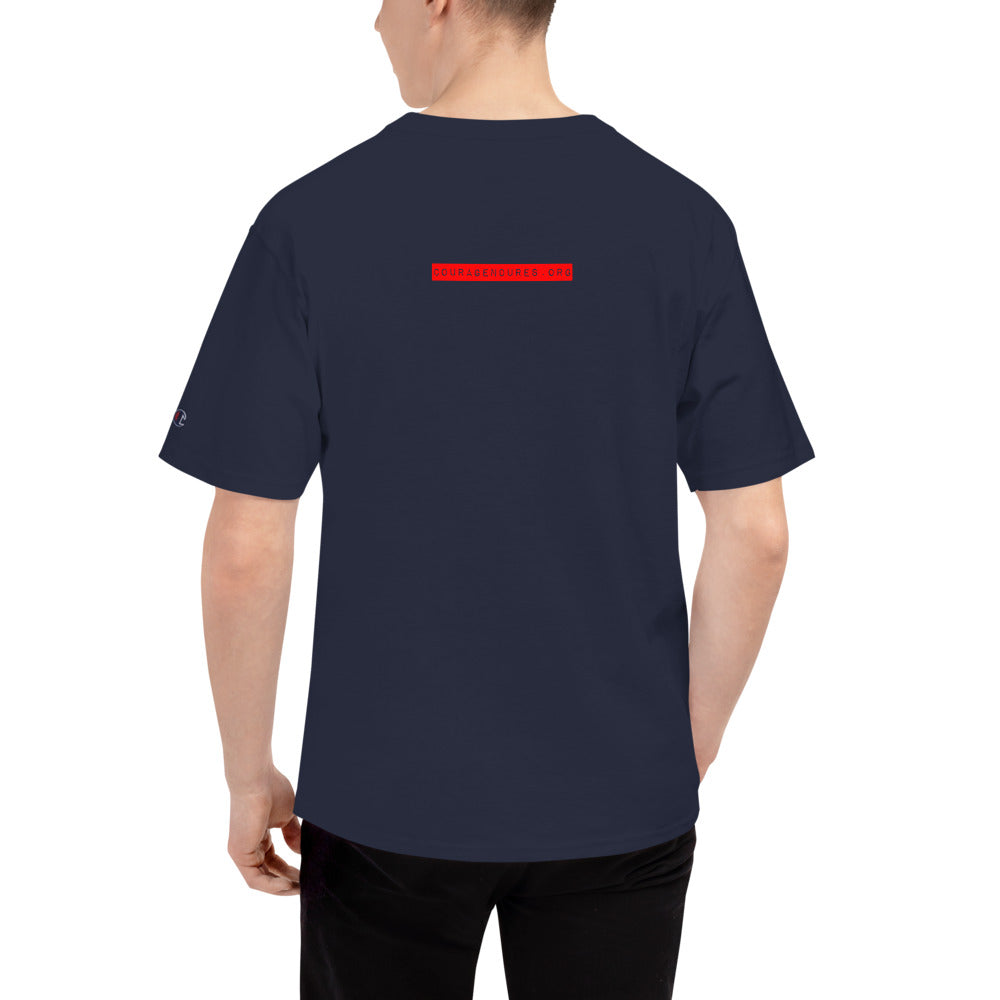 CE RUNNER Men's Champion T-Shirt