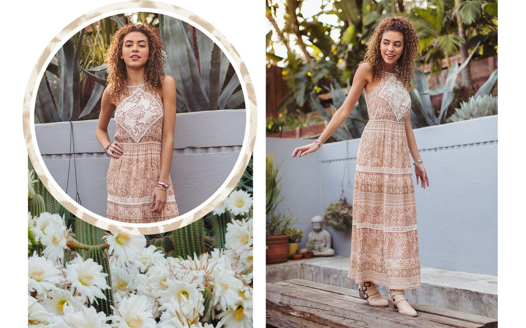 coco + jaimeson desert oasis summer 19 lookbook