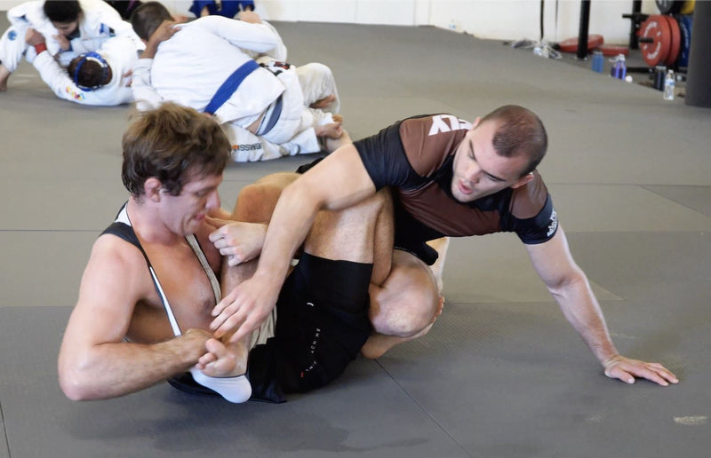 Conner DeAngelis Talks No-Gi, Traveling Brazil, and Brown Belt Competition