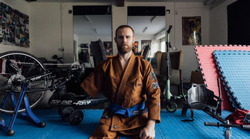 Discover REORG - The Charity Saving Veterans Through Jiu-Jitsu