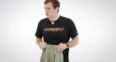 Keenan Cornelius Reviews The Hyperfly Icon Short