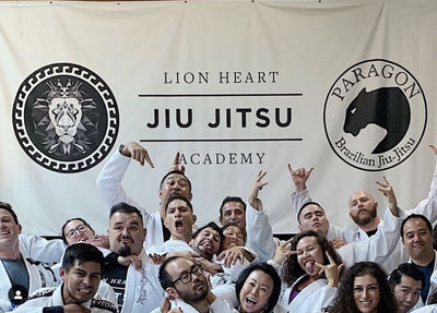 Support Your Local Jiu-Jitsu Club: Congrats Lion Heart Jiu-Jitsu Academy!