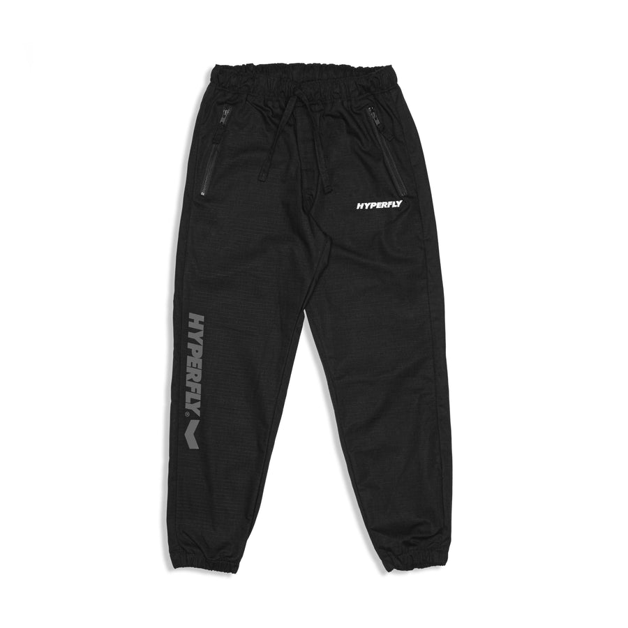 Active Jogger Pants KIMONO / GI DO OR DIE Black X Small