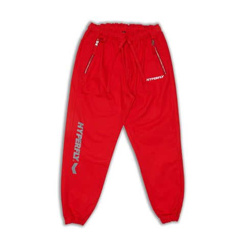 Active Jogger Pants KIMONO / GI DO OR DIE Red X Small