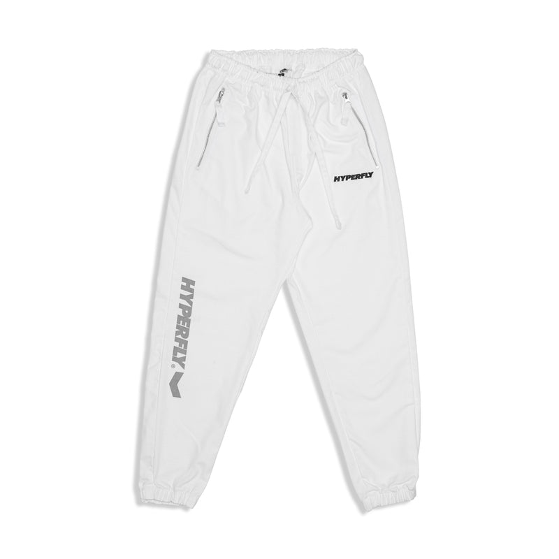 Active Jogger Pants KIMONO / GI DO OR DIE White X Small