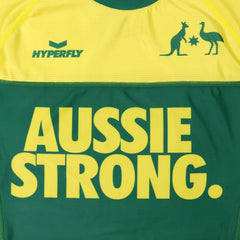 Aussie Strong. Rash Guard No Gi - Rash Guard Hyperfly