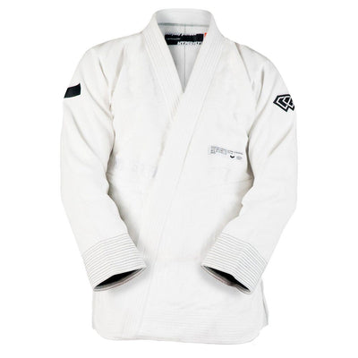 Everyday Porrada x Hyperfly Gi KIMONO / GI DO OR DIE White A0