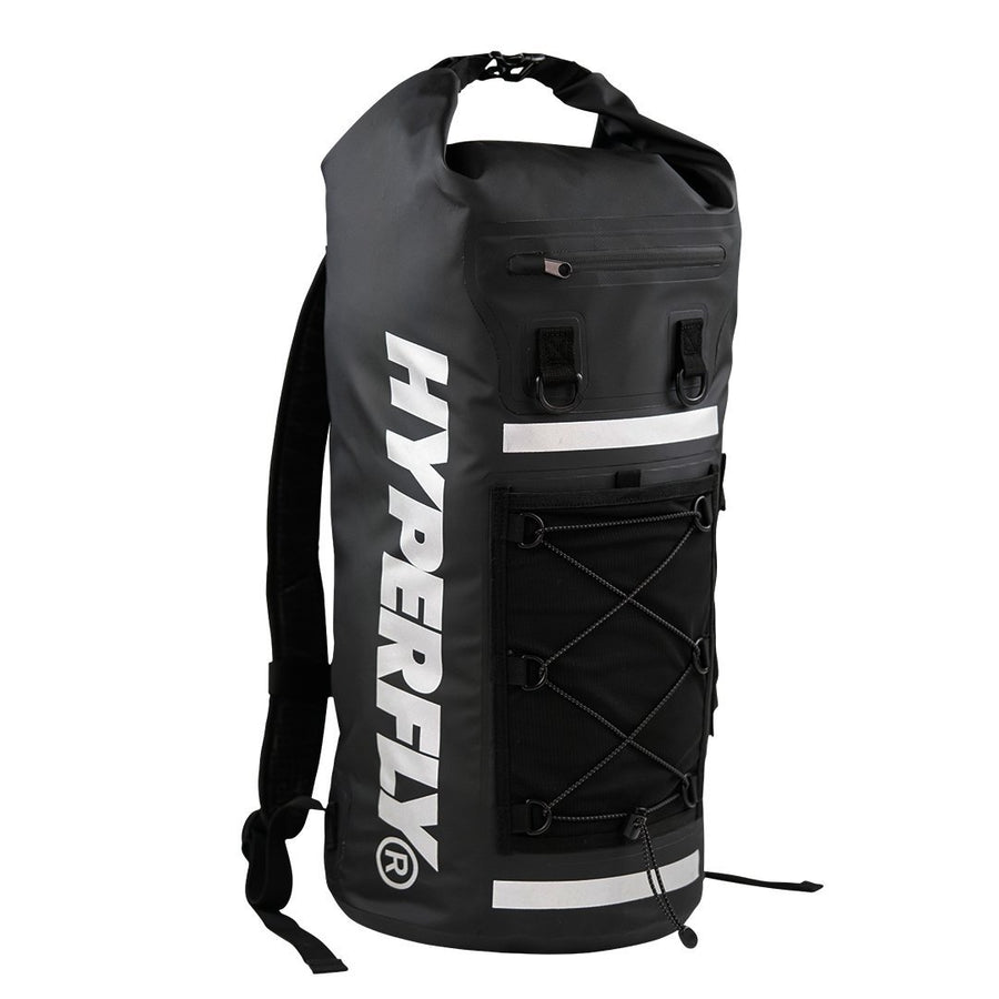 FlyDry 35L Backpack Gear Bag Hyperfly Black