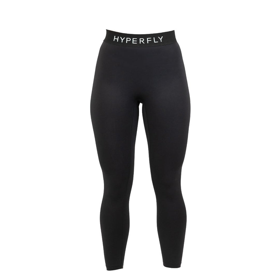 FlyGirl Athletic Leggings No Gi - Bottoms Hyperfly Black X Small