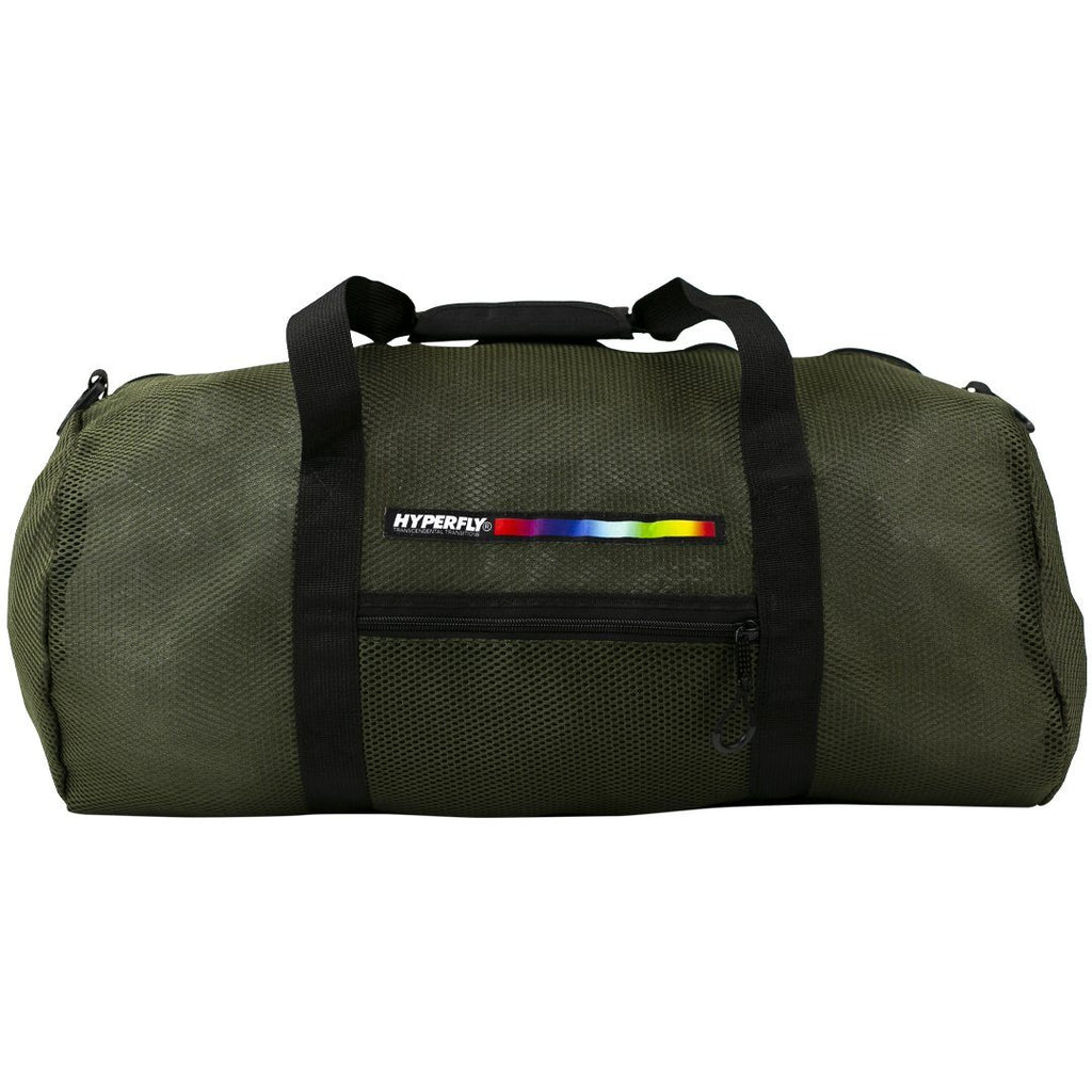 Foam Mesh Gear Bag Hyperfly Olive
