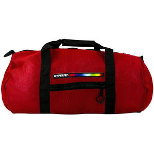 Foam Mesh Gear Bag Hyperfly Red