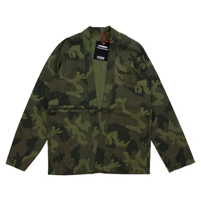 Gentle Art Camo Kimono Jacket Apparel - Outerwear Hyperfly Small