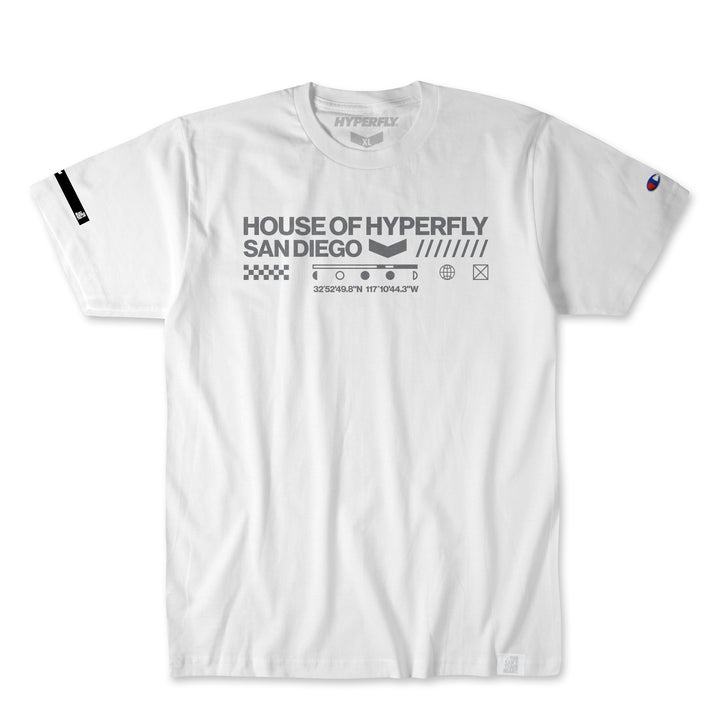 House of Hyperfly Tee Apparel - Tee Hyperfly