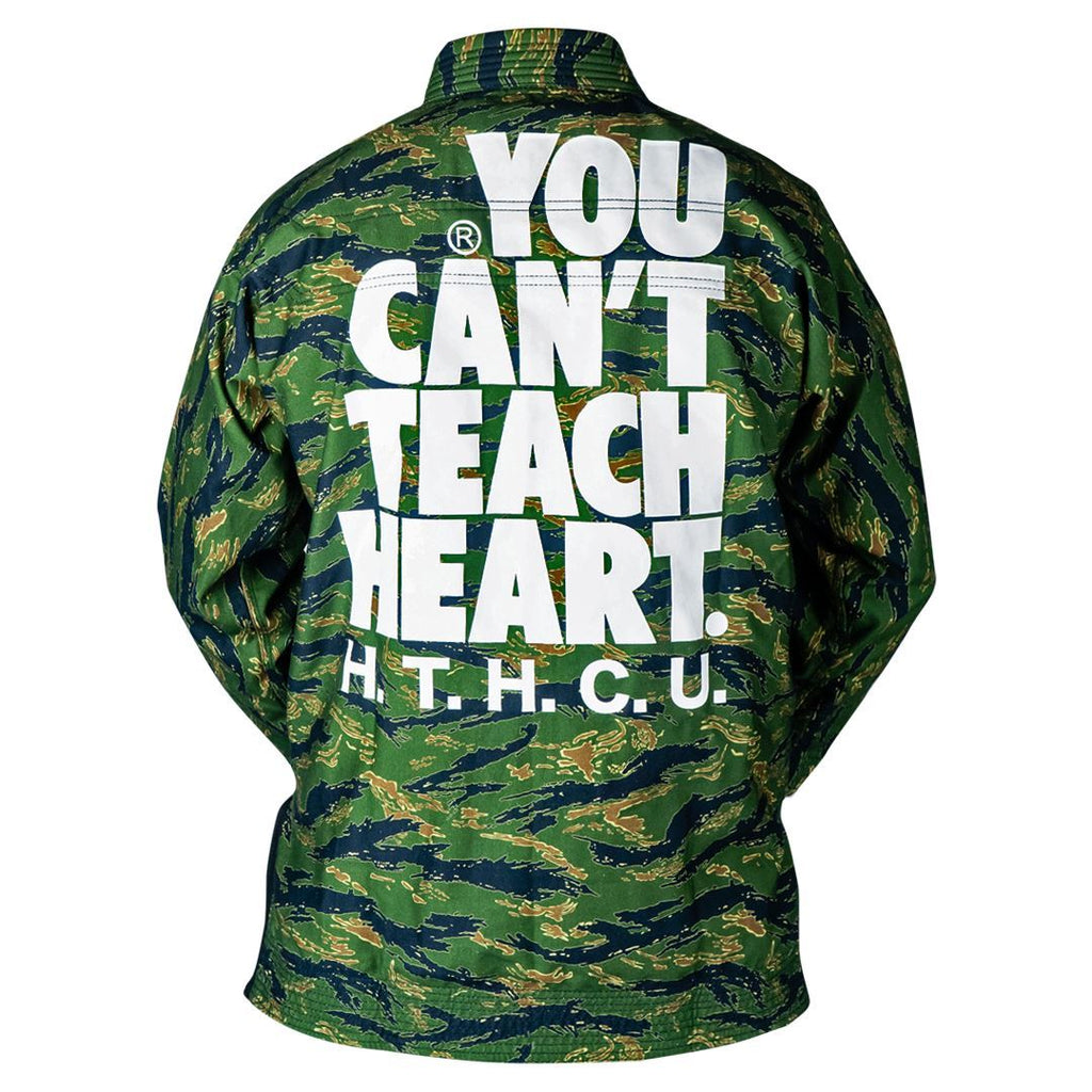 H.T.H.C.U. Tiger Camo Gi DO OR DIE