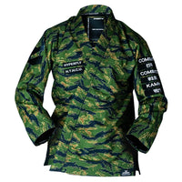 H.T.H.C.U. Tiger Camo Gi DO OR DIE A1