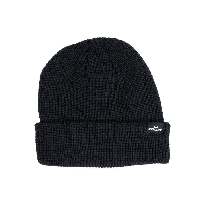 Hyperfly Beanie Accessory Hyperfly Black