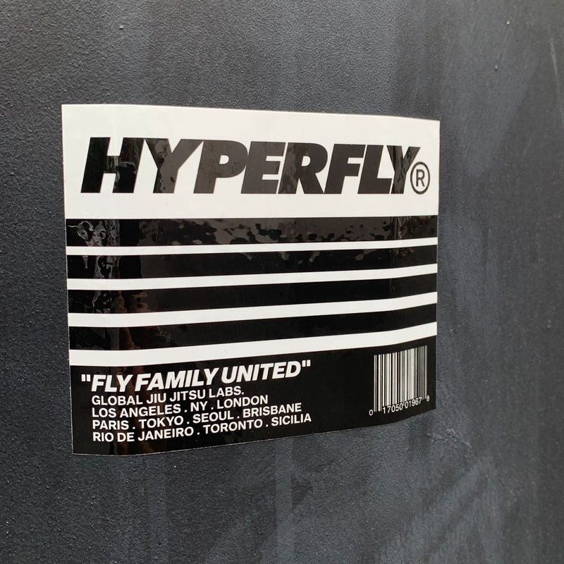 Hyperfly Family Sticker Sticker DO OR DIE