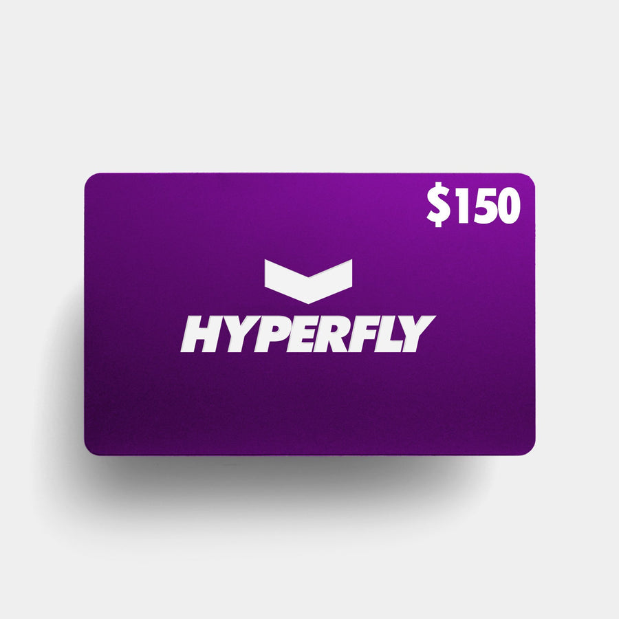 HYPERFLY Gift Card Gift Card DO OR DIE $150.00