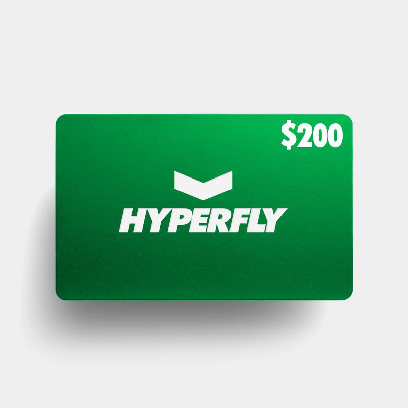 HYPERFLY Gift Card Gift Card DO OR DIE $200.00