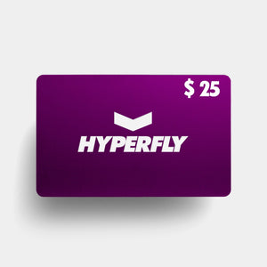 HYPERFLY Gift Card Gift Card DO OR DIE $25.00