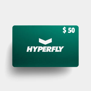 HYPERFLY Gift Card Gift Card DO OR DIE $50.00
