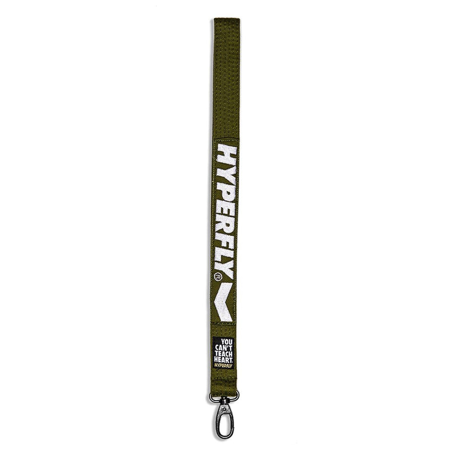 Hyperfly Key Lanyards Accessories DO OR DIE Olive
