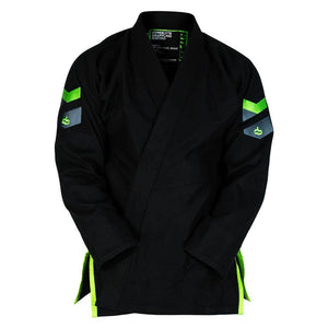 Hyperlyte 2.0 Black KIMONO / GI DO OR DIE Black w/ Neon A3