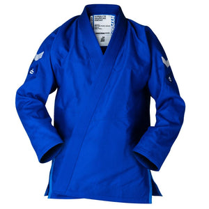 Hyperlyte Gi 2.0 Blue (not comp legal) KIMONO / GI DO OR DIE Blue with Navy Blue A0
