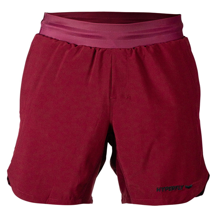 Icon Training Shorts 2019 No Gi - Bottoms DO OR DIE Burgundy 26