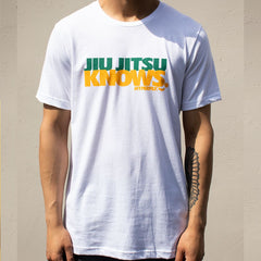 Jiu Jitsu Knows® Tee Tee Shirt DO OR DIE