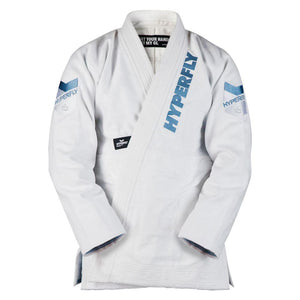 JudoFly X (2) Kimono - Adult DO OR DIE White F2